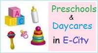 Electronic City Day Cares