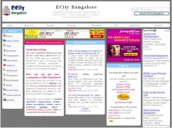 Electronic City Communities