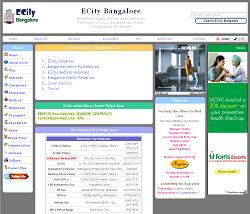 Electronic City Helplines