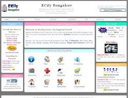 Electronic City Portal